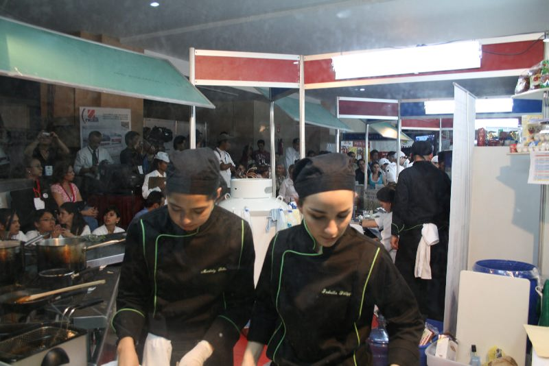 Guatemala feria alimentaria galeria junior chef feria for El tenedor andorra