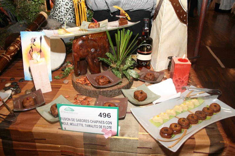 Guatemala Feria Alimentaria Galeria Festival Gastronomico