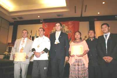 Guatemala feria alimentaria galeria tenedor de oro for El tenedor andorra